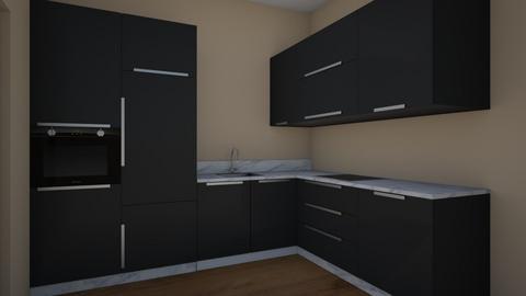 Kitchen study  - Kitchen  - by Demy de vries