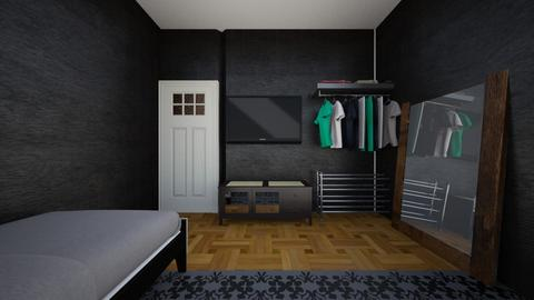 ONE - Modern - Bedroom  - by Victor4562012