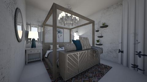 Master Bedroom - Country - Bedroom  - by callieb