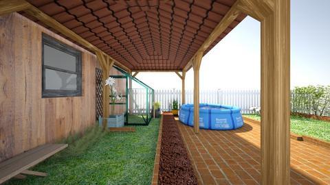zahrada - by vendypendy