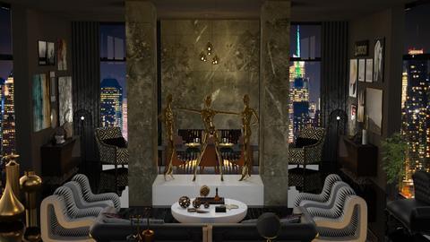 Art Home - Living room - by Mariana Gooliveira
