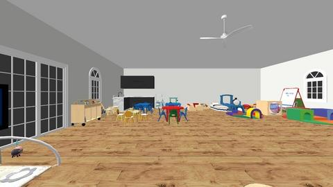 Tiny Toes daycare - Kids room - by kimberlyl14