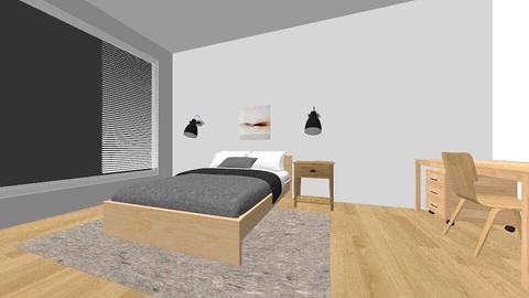 Bedroom facts - Modern - Bedroom  - by Jaramig20