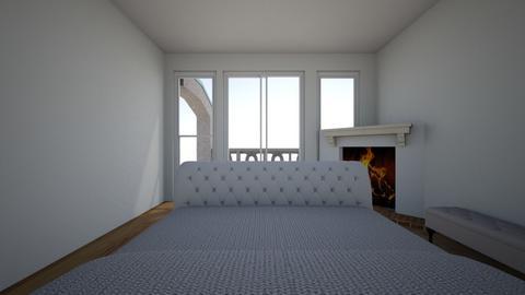 air bnb - Bedroom  - by txyria