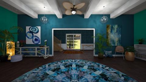 Living room - by MichaelAndAvery