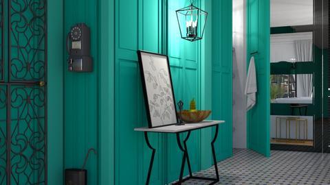 hallway - by antonia_b