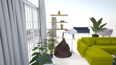 Living 4 - Living room  - by jemmv