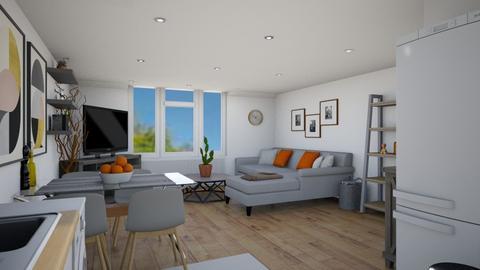 Hayley living room 5 - Kitchen - by JPOP