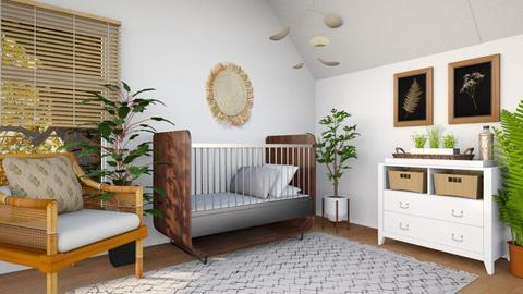 Nursery - Kids room  - by I designs