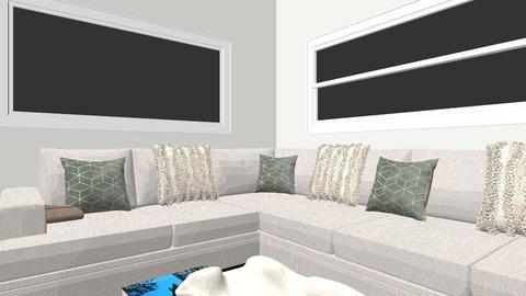living room - Living room  - by Double_M 012