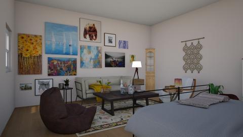 Dream Bedroom - Bedroom - by maddieameek