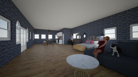 ROOM HOUSE  - by PEYTONKA1