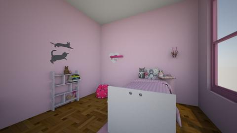 khr - Glamour - Bedroom  - by cate_pastel
