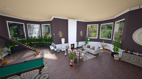 Magic Garden - Modern - Garden  - by Irishrose58