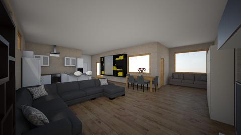 hazama - Modern - Living room  - by laszlo92