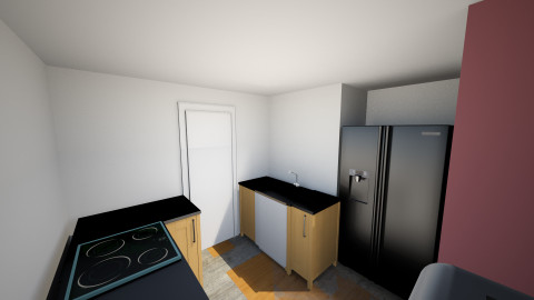 nueva configuración - Kitchen - by linamarias