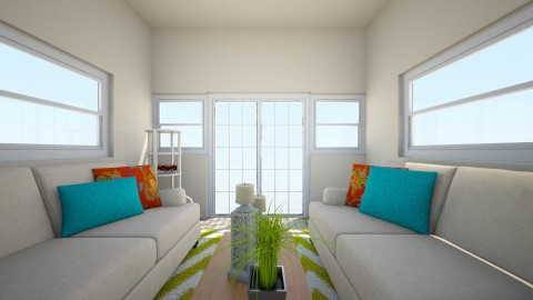 Cottage - Living room - by wherityfamily