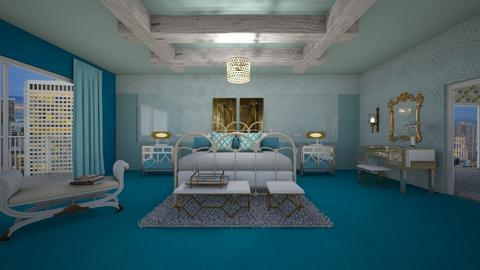 TGr - Modern - Bedroom - by Saj Trinaest