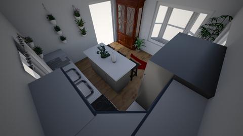 bruh - Classic - Kitchen  - by josie_klaire