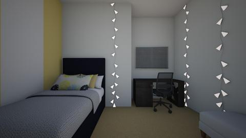 MY FUTURE ROOM - Modern - Bedroom  - by Stander