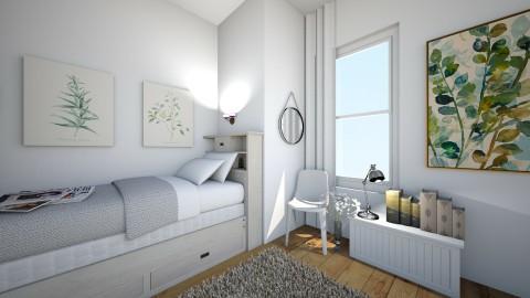 Studio Apartment 2 - by mollyymaryy
