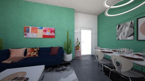 O - Living room - by Bar120