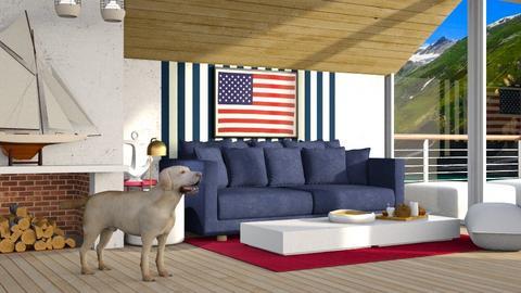 lake_contest_sam_jbrown - Classic - Living room  - by sam_jbrown