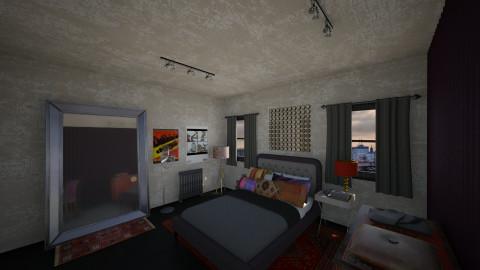 Yaiel 01 - Bedroom - by greighish