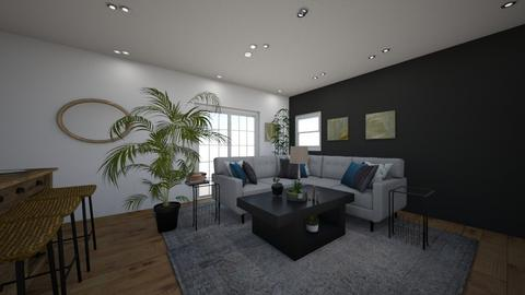For dogsrmylife - Modern - Living room  - by greekgirl37