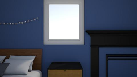 Bedroom - Modern - Bedroom  - by Moonette