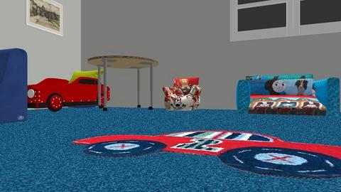 maxes room - Kids room  - by love beyblade