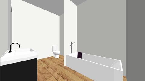 large bathroom - Bathroom  - by frankharpster