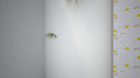 kamer leonie regenboog - Office  - by juleke