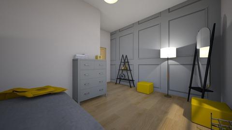 bedroom 1 - Bedroom  - by planner05