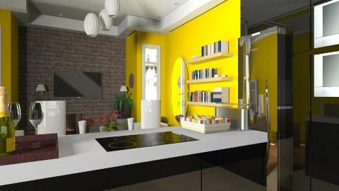 alter ego  - Modern - Kitchen  - by Nhezi