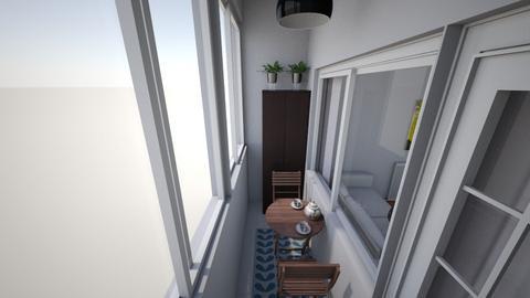 Balkon HD - Garden  - by filozof