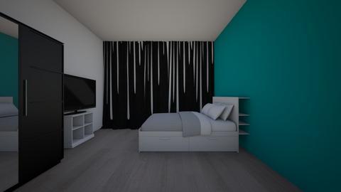 my bedroom - Bedroom  - by nienke8