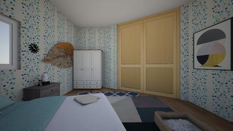frostylynx bedroom - Modern - Bedroom  - by Frostylynx