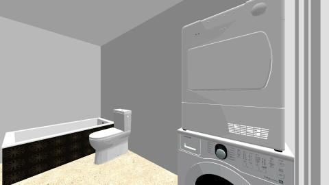 Hallway Bathroom - Bathroom - by ApartmentNew