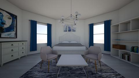 octagon room - Bedroom  - by 0955506