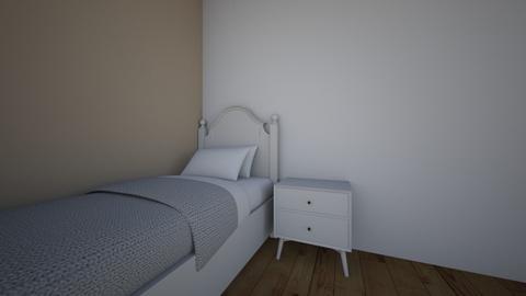 my habitacion - Bedroom  - by valen___16
