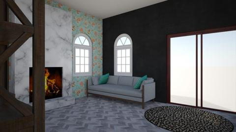 Taylors house - Bedroom  - by Taylor Gillispie