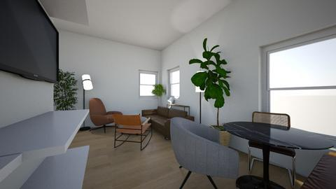 1780 Church St  - Minimal - Living room  - by Ivy Chappelle