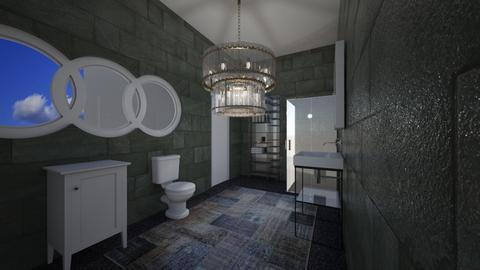 Master bathroom - Bathroom - by Silverstream