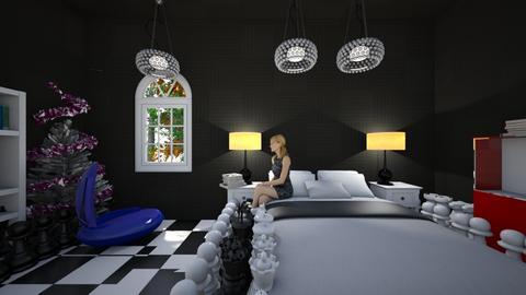 my bedroom - Bedroom - by alexa16