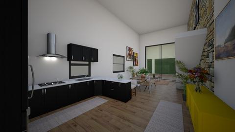 casa mezanino - by geysmattos