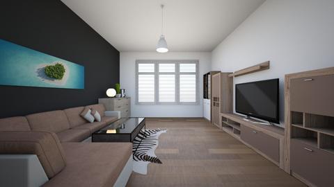 Island - Classic - Living room  - by Twerka