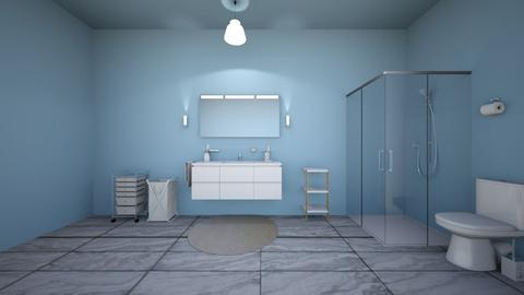 bathroom design tech - Bathroom - by flufftae