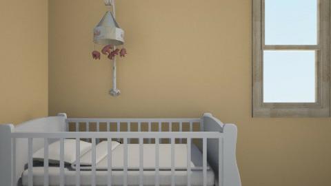 Nursery  - Modern - Kids room  - by sydneyelizabeth123