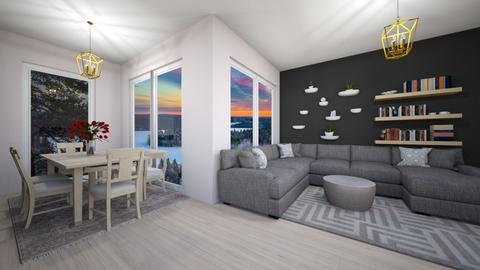 68 - Living room  - by Twerka